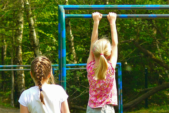 Playground safety - Importance of Park Maintenance